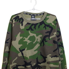 Moletom Nike Sb Fleece Camuflado