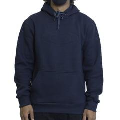Moletom Oakley Fechado One Brand Azul