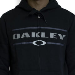 Moletom Oakley Stacker Preto