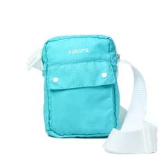 Bolsa Shoulder Bag Future Outfit Verde Água