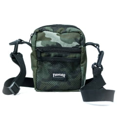 Bolsa Shoulder Bag Thrasher Camo