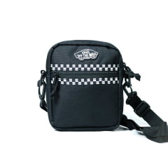 Bolsa Shoulder Bag Vans Street Ready Black