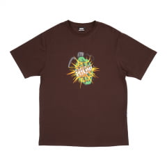 CAMISETA HIGH TEE GRANADE BROWN
