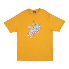 CAMISETA HIGH TEE ROBOT YELLOW